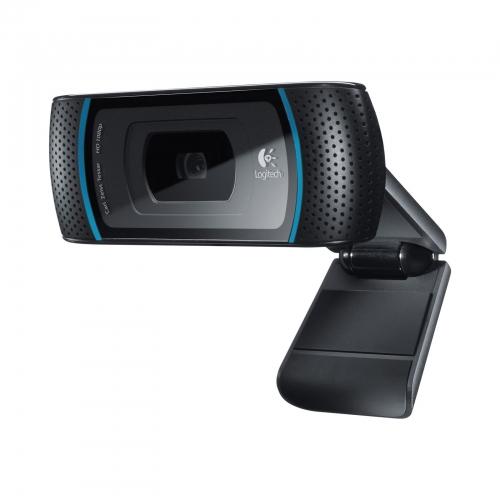 Thiết bị ghi hình Webcam Logitech B910