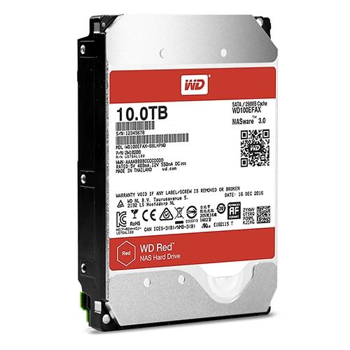 Ổ cứng HDD WD 10TB WD100EFAX Sata 3