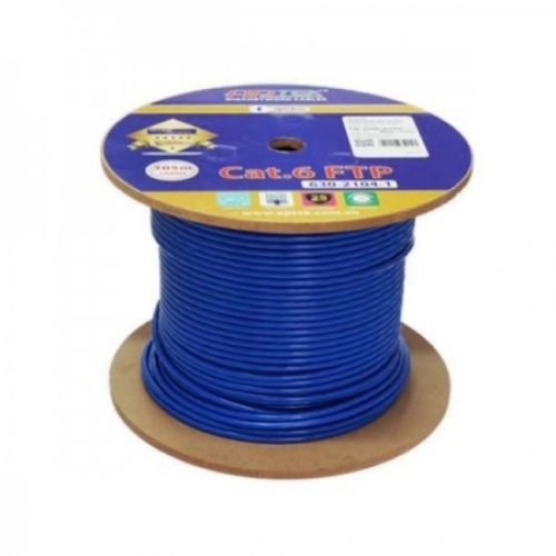 CABLE THÙNG APTEK CAT 6 FTP 305M