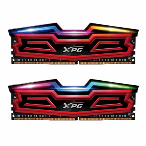Bộ nhớ DDR4 Adata 16GB (3000) AX4U300038G16-DRS (2x8) (Đen)