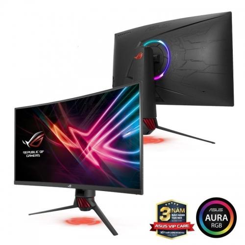 Màn hình LCD ASUS ROG Strix XG32VQ WQHD 144Hz Curved Gaming