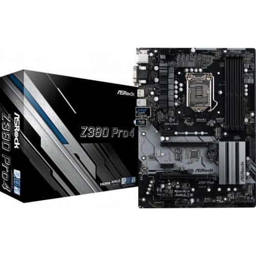Bo mạch chủ / Mainboard ASRock Z390 Pro4