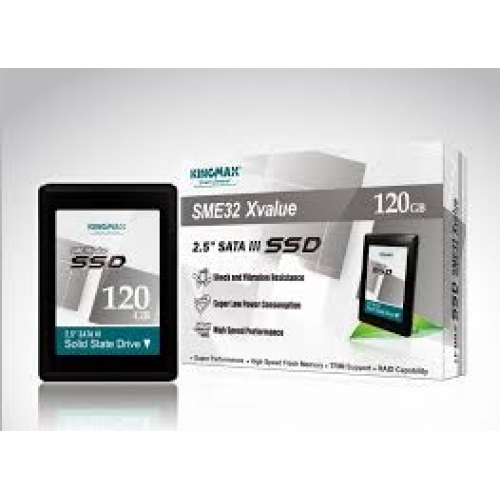 SSD Kingmax 120GB SME35 Sata 3