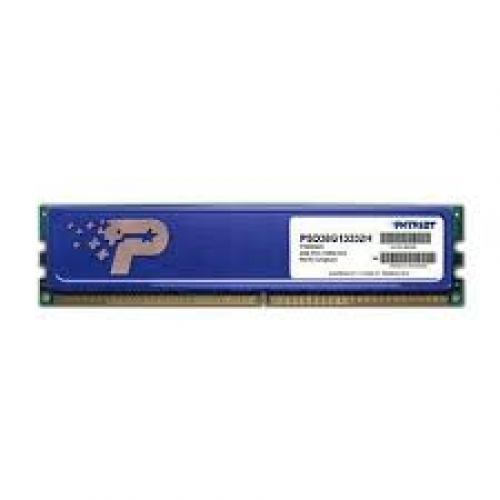 DDR3  Patriot 4GB/1600